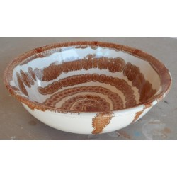 "salad-bowl 32 cm ""coffee..."
